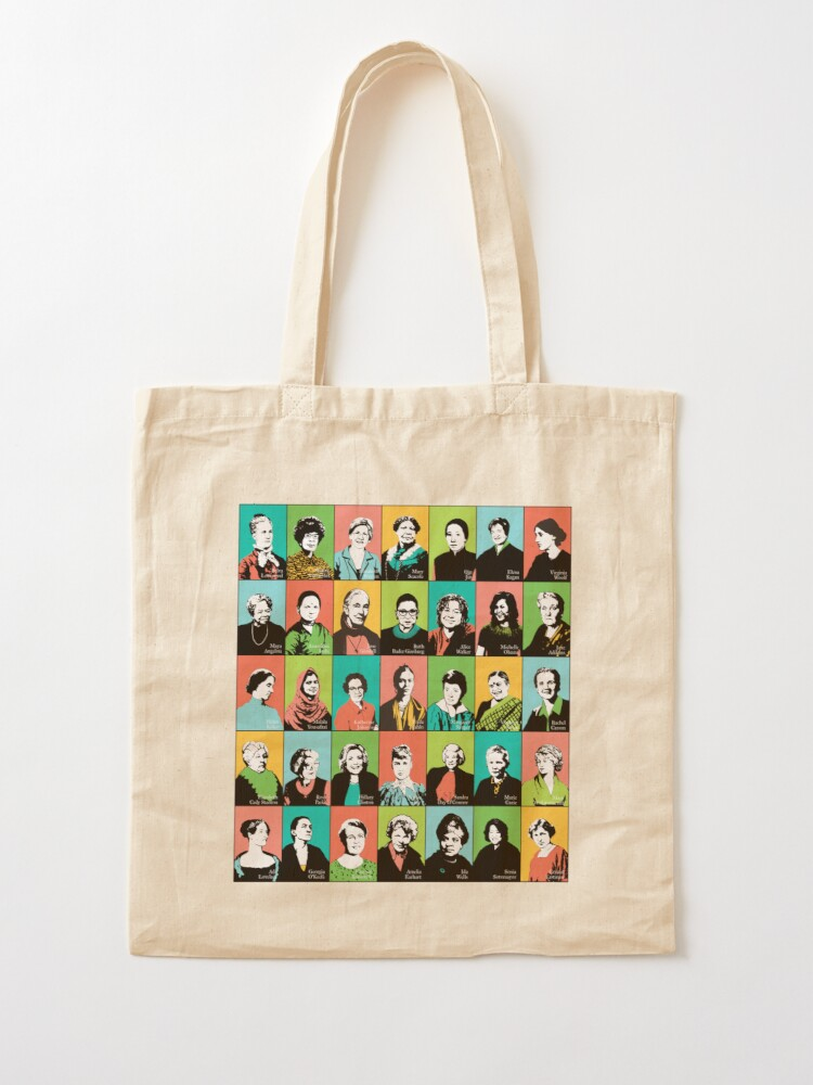 Alternate view of Feminist Icons Tote Bag