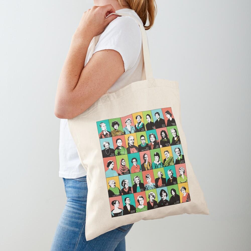Feminist Icons Tote Bag