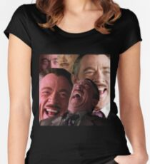 Jameson Hysterical Laugh Women's Fitted Scoop T-Shirt