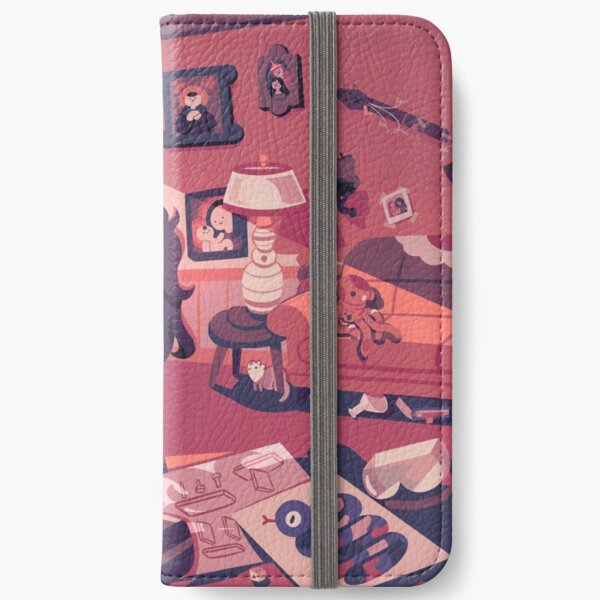 Eternity with you iPhone Wallet