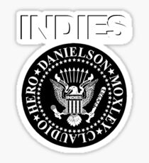 Indies Sticker