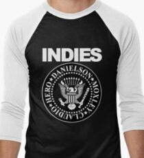 Indies Men's Baseball ¾ T-Shirt