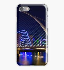 Dublin, Samuel Beckett Bridge iPhone Case/Skin