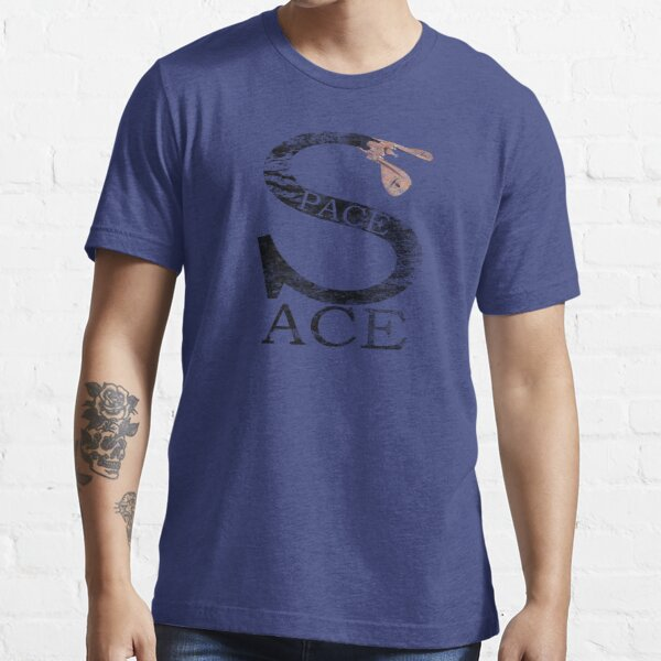 SPACE ACE (DISTRESSED) Essential T-Shirt