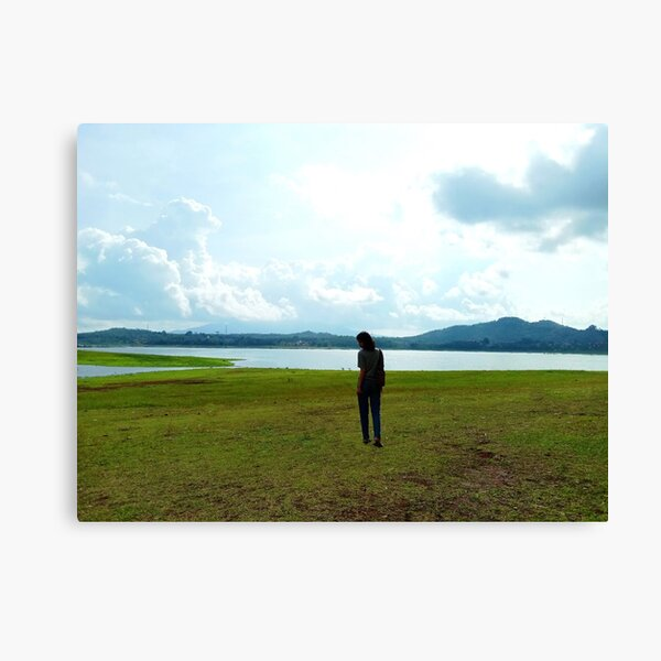 About Your Departure Canvas Print