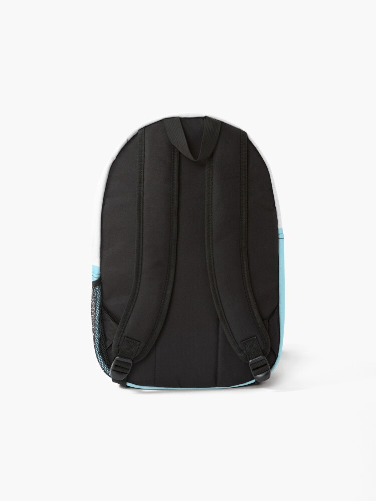 Alternate view of Mommy's little monster Backpack