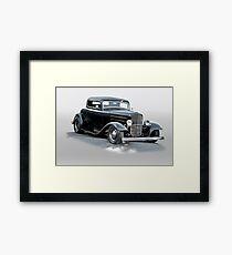 1932 Ford 'Deuce' Coupe Framed Print
