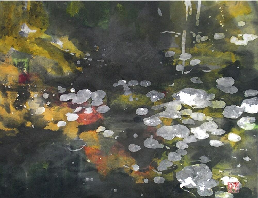 Pond 3 by williampreston