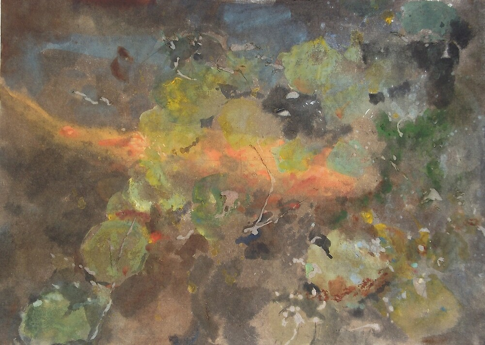 Summer Pond 2 by williampreston