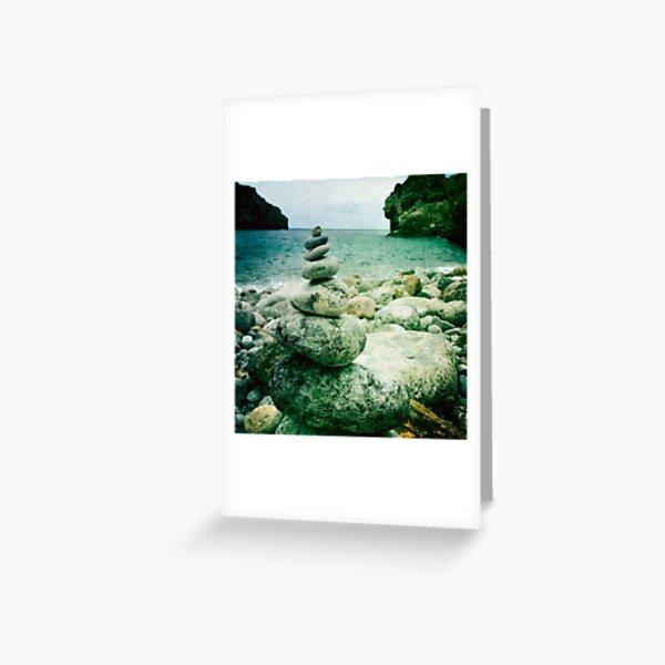 Mallorca Greeting Card