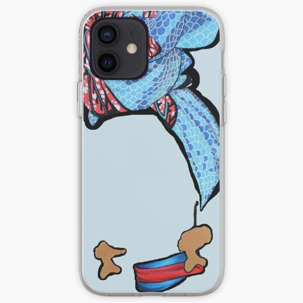 Mean Muggin 2 (Design) iPhone Soft Case