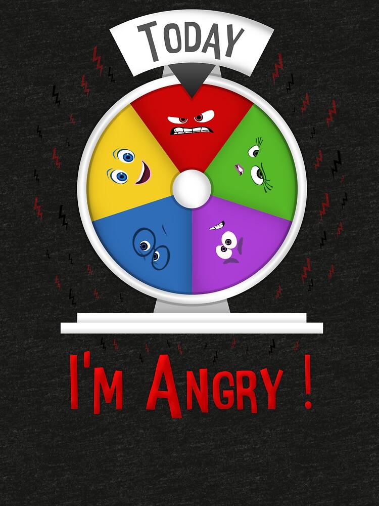 Estoy enojado de artetbe