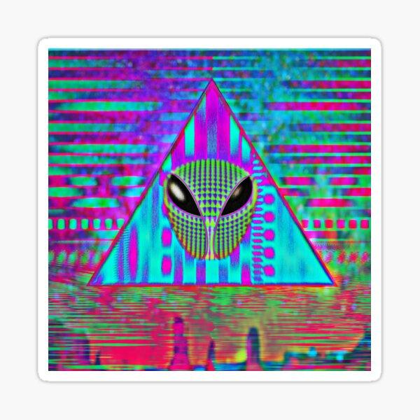 Cyber Deco VI Sticker