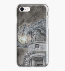 Hungarian Horntail iPhone Case/Skin
