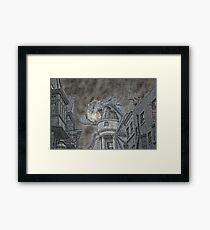 Hungarian Horntail Framed Print