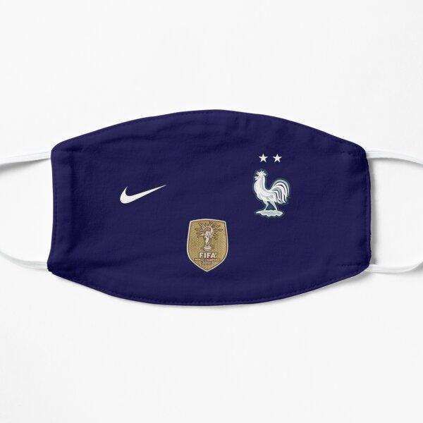 France Champion 2018 Flat Mask