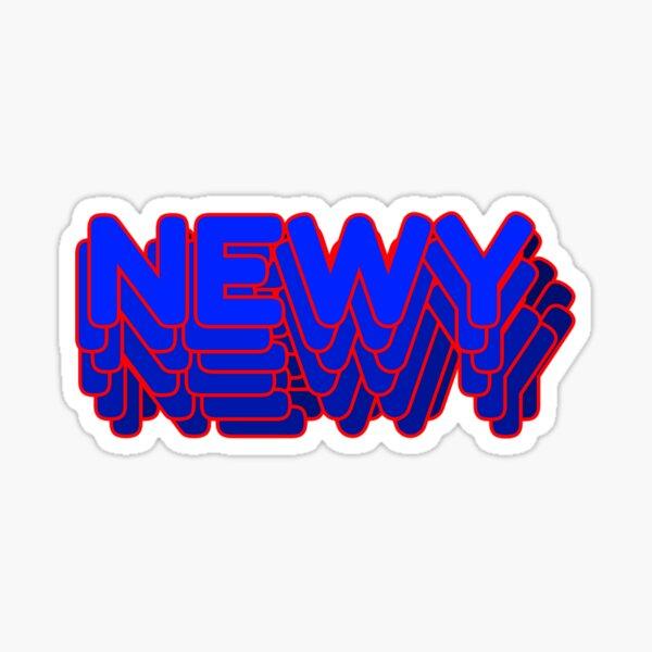 Newcastle Knights! Sticker