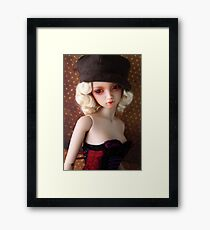 Fifties Framed Print