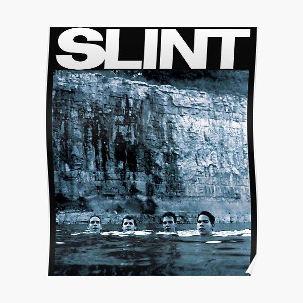 Terres araignées Slint Poster