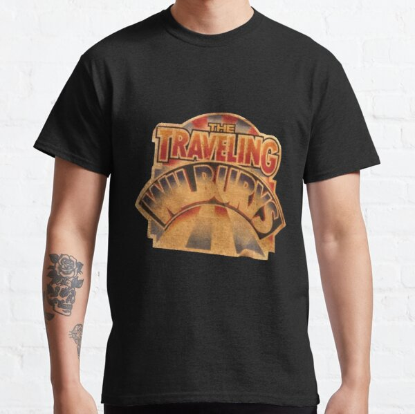 Traveling Wilburys Collection Basic Waistcoat Classic T-Shirt