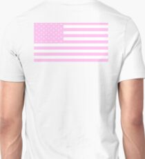 PINK, American Flag, United States of America, American flag in Pink, Stars & Stripes in Pink, America, USA T-Shirt
