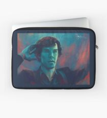 I Don't Know The Code Laptop Sleeve