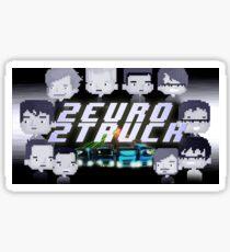 2Euro2Truck Thumbnail Sticker