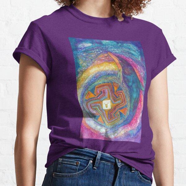 Maya Glyph Ik Classic T-Shirt