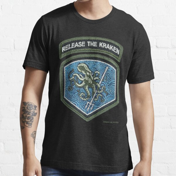 Release The Kraken Essential T-Shirt