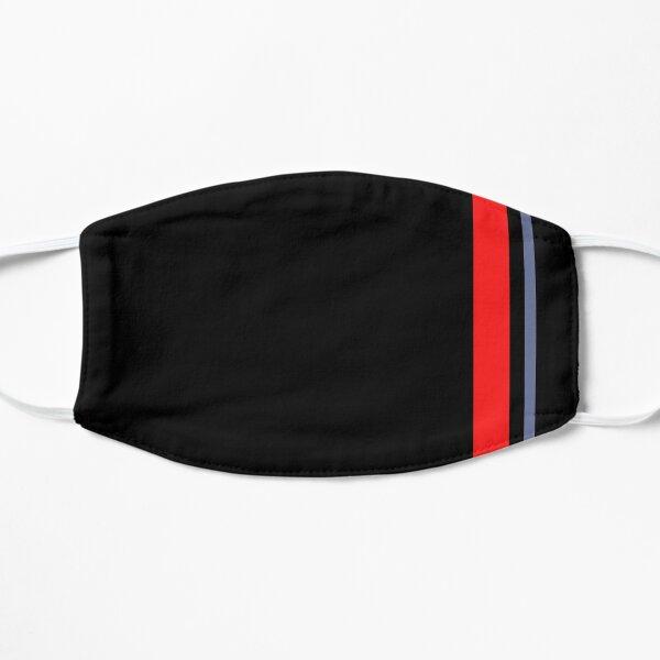 Masque de formule F1 Red Bull. Masque sans plis
