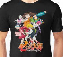 Nanatsu No Taizai Unisex T-Shirt