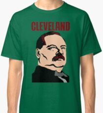 GROVER CLEVELAND Classic T-Shirt