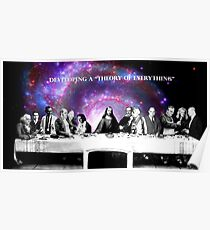 """Developing a """"Theory of Everything"""" Poster"""