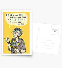 Hella Valentine Postkarten
