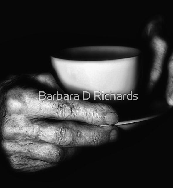 Tea Time by Barbara D Richards
