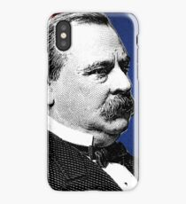 GROVER CLEVELAND iPhone Case/Skin