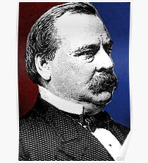 GROVER CLEVELAND Poster