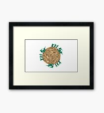 Toy Soldiers War Framed Print