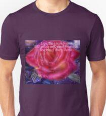 Love like a Rose Unisex T-Shirt