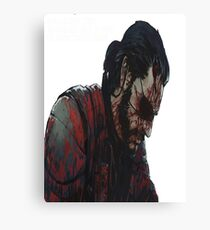 Metal GearSolid Big Boss Canvas Print