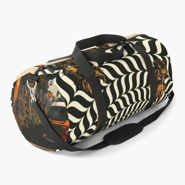 Illusionary Holiday Duffle Bag
