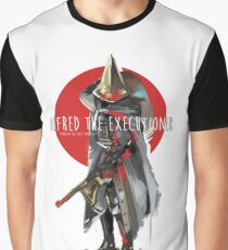 Alfred the Executioner Graphic T-Shirt