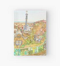 Barcelona Hardcover Journal
