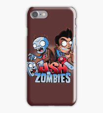 Ash vs Zombies iPhone Case/Skin
