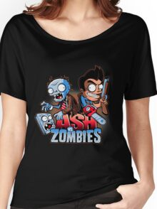 Ash vs Zombies Women's Relaxed Fit T-Shirt