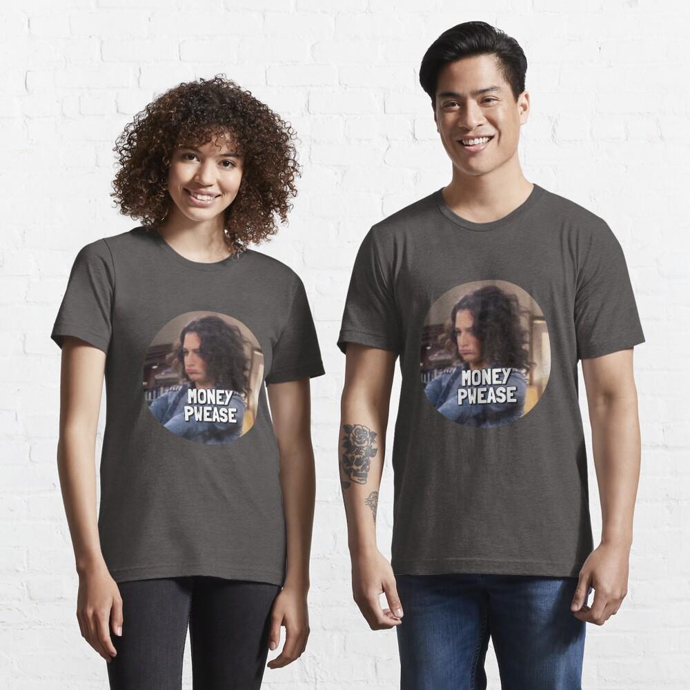 Money Pwease - Mona Lisa Saperstein Essential T-Shirt
