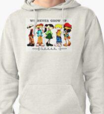 Kids Next Door WE never grow up Pullover Hoodie