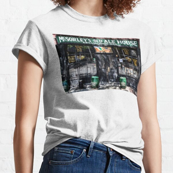 McSorley's Old Ale House Classic T-Shirt