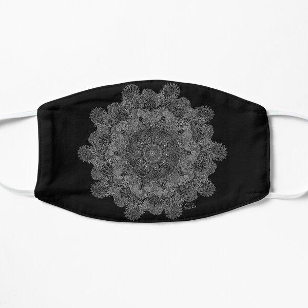 Mandala Madness 1 Flat Mask