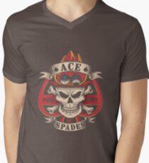 Ace One Piece Men's V-Neck T-Shirt